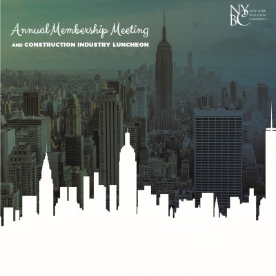 Annual Membership Meeting & Construction Industry Luncheon