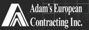 Adam's European Contracting