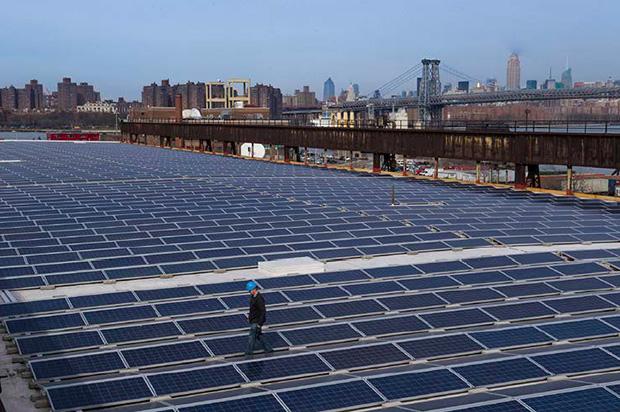 Con Edison Facilities In Long Island City