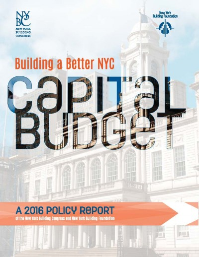 Building a Better NYC Capital Budget