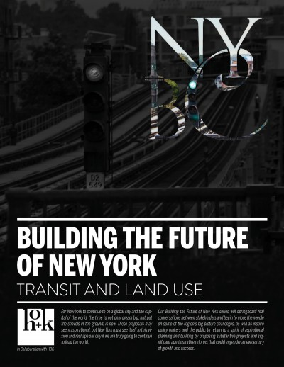 Building the Future of New York: Transit and Land Use