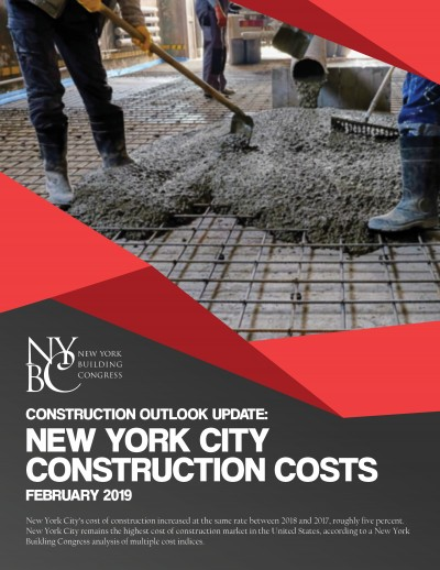 Construction Costs | New York Building Congress